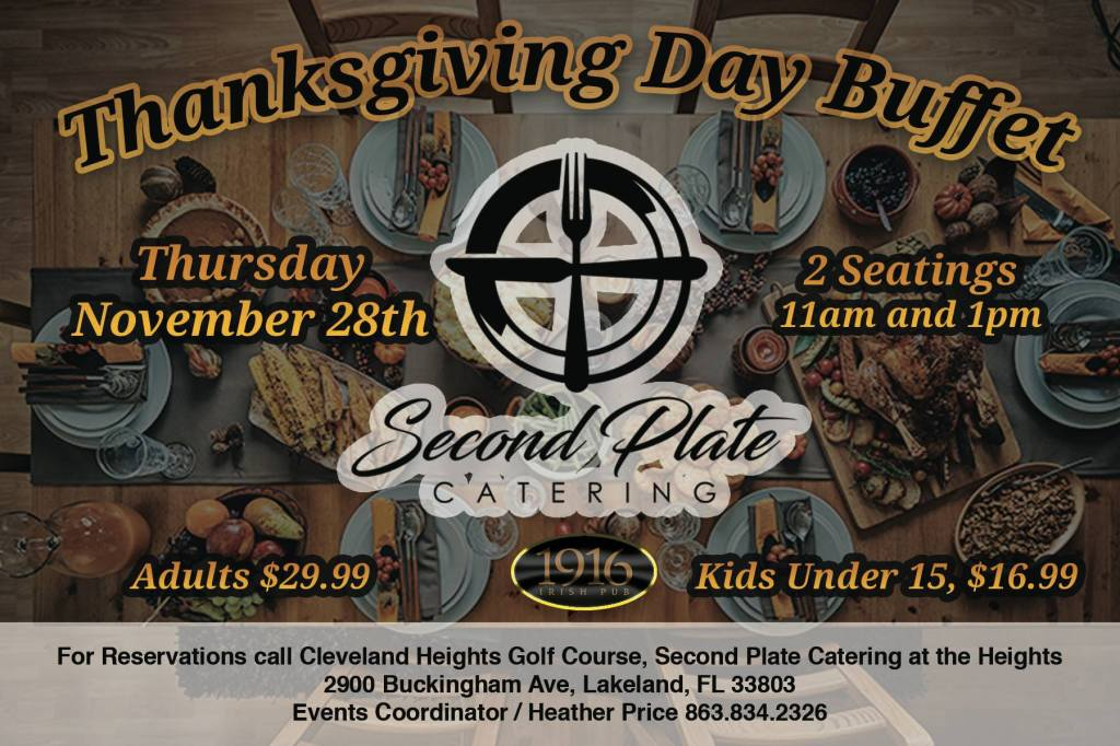 ThanksgivingBuffet